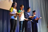 Посвящение в студенты 2020